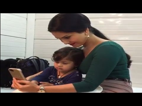 This cutesy fan's love for Sunny Leone will melt your heart