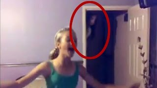 SCARY VIDEO Ghost caught on tape | Scary ghost videos & real scary videos of ghost caught on tape