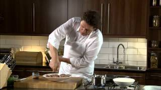 Honey-glazed Duck Breasts with Apple Sauce.mp4