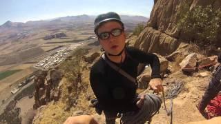 Climbing in Iran