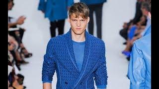 ZZEGNA Spring Summer 2012 Menswear Milan - Fashion Channel