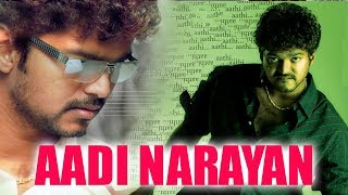 Aadi Narayan 2016 Hindi Movie || Vijay, Trisha Krishnan || Latest South Indian Dubbed Movie 2016