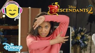 Descendants 2 | What's My Name: Dance Tutorial | Official Disney Channel UK