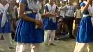 বাংলা school মেয়ে দের নাচ