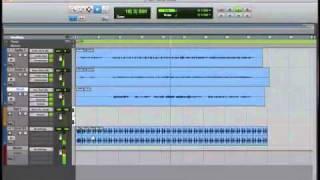 Recording with Avid Recording Studio and PTSE.mov