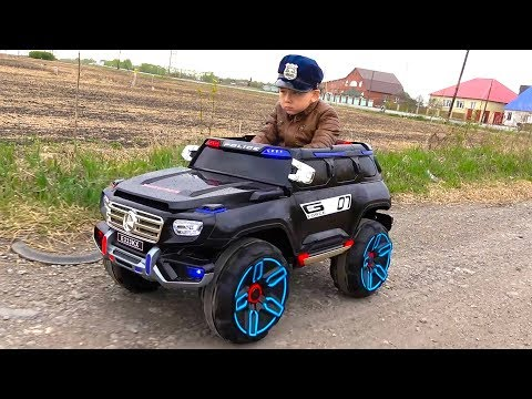 Xxx Mp4 POLICE BABY Pretend Play With Police Cars Unboxing And Playing With TOYS 3gp Sex