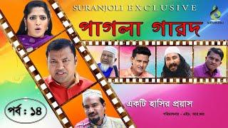 Pagla Garod (পাগলা গারদ ) - Epi 14 | Siddik | Humayra Himu | Shahin | Luton Taj | Bangla Eid Natok