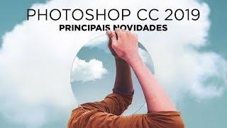 Novidades do Photoshop CC 2019