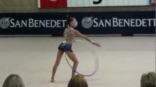 Arina Averina RUS hoop MTM 2012