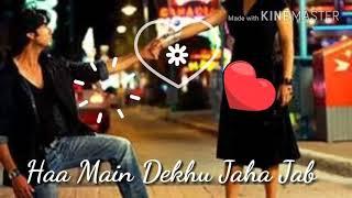 Bakhuda tum hi ho song/kismat konnection movie/whatsapp status