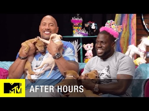 Xxx Mp4 Adorable Off Kevin Hart Vs Dwayne 'The Rock' Johnson Central Intelligence MTV After Hours 3gp Sex