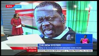 KTN Prime: How the new education system that begins this year will work
