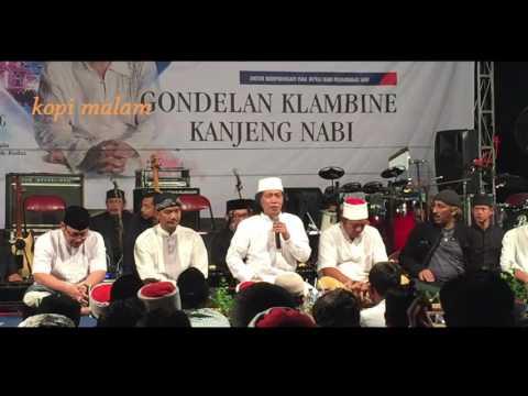 Cak Nun 28 April 2017 -  Live Mejobo Kudus Gondelan Klambine Kanjeng Nabi Full