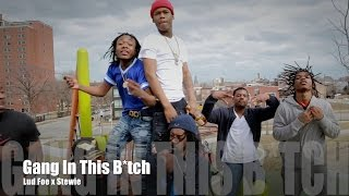 Lud Foe feat. Stewie  - Gang In This Bitch (Music Video)
