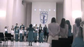 St George choir-Hubava si,moia goro