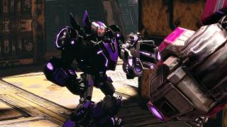 Transformers Fall Of Cybertron (Firefight Machinima) {60 FPS}