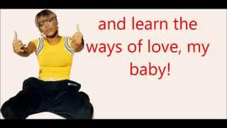 T-Boz - Ghetto Love (Verse) Lyrics Video