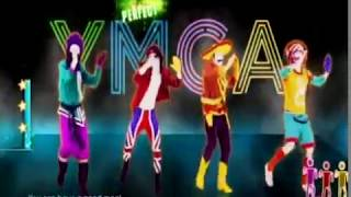 Just Dance 2014 YMCA 5 STARS