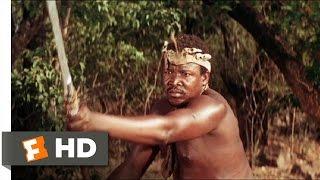 The Naked Prey (4/9) Movie CLIP - Deadly Defense (1966) HD
