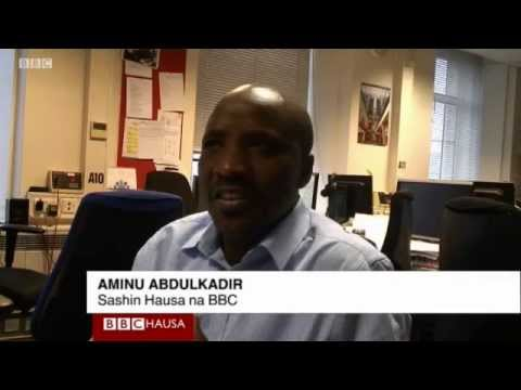 BBC Hausa   Hotuna da Bidiyo   Sabon ginin watsa labarai na BBC