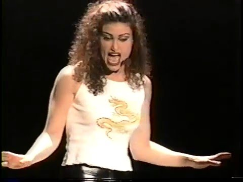 "RENT Idina MenzelFredi Walker ""Take Me or Leave Me""-New York Theatre Workshop '96"