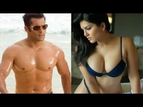Sunny Leone wants to KISS Salman Khan