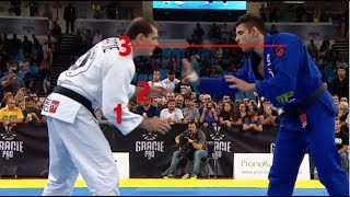 How Roger Gracie Beat Buchecha On The Feet And On The Ground