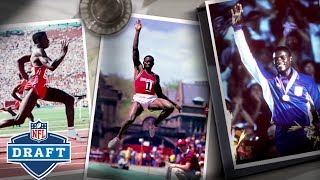 Olympians in the 1984 Draft!   Draft Stories