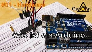 #01 Was ist ein Arduino - Hardware [German/Deutsch]