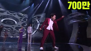 Little PSY  - Fantastic Baby (song by big bang) 리틀싸이 황민우 [Miracle Korea (미라클코리아)]