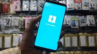 Samsung Galaxy S8 Plus || How to put download mode, flash mode review