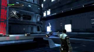 Star Wars The Force Unleashed PC Gameplay