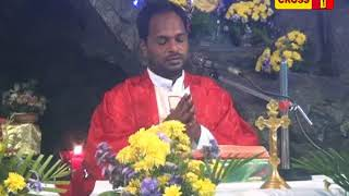 Holy Cross Tv - Daily Catholic Tamil Mass - 22-11-2017