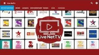 Live NetTV App   Live TV Free Android Apk Download