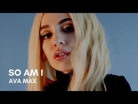 Ava Max So Am I Lyrics