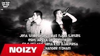 Noizy ft Shadow - Numroni Hitat (OFFICIAL LYRIC VIDEO)