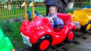 Самые веселые Детские Площадки по мнению Насти
