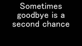 Second chance ( lyrics ) - Shinedown