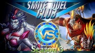 Tormentula Arachne vs Hou Yi - Duel Club 1v1 - Smite (Secret Ending)