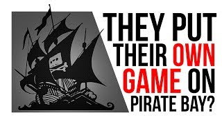 Why this dev WANTS YOU to PIRATE their game!
