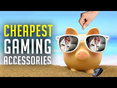 10 CHEAPEST Gaming Accessories That Aren t SH T