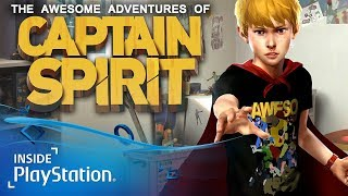 The Awesome Adventures of Captain Spirit: Alle Infos zum Life is Strange - Spinoff