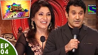 Comedy Circus Ke Superstars - Episode 4 - Rab Ne Banadi Jodi Special