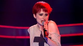 J Marie Cooper performs 'Mamma Knows Best' - The Voice UK - Blind Auditions 1 - BBC One