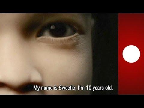 Virtual girl 'Sweetie' helps track thousands of online sexual predators