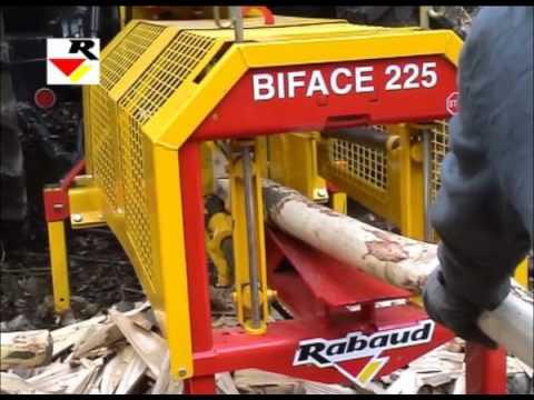 RABAUD Appointeuse de piquets BIFACE 225