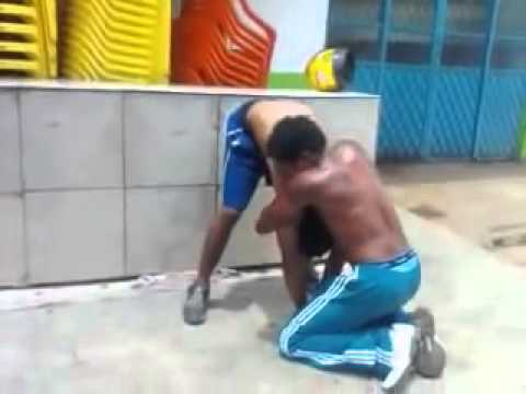 UFCachaça 4 Briga De Bebados