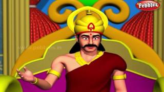 Hungry Horse | मराठी गोष्टी | 3D Moral Stories of Tenali Raman in Marathi For Kids