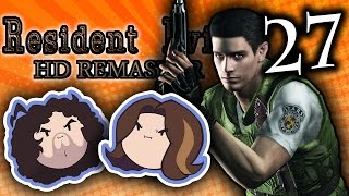 Resident Evil HD: Hey, Chris! - PART 27 - Game Grumps