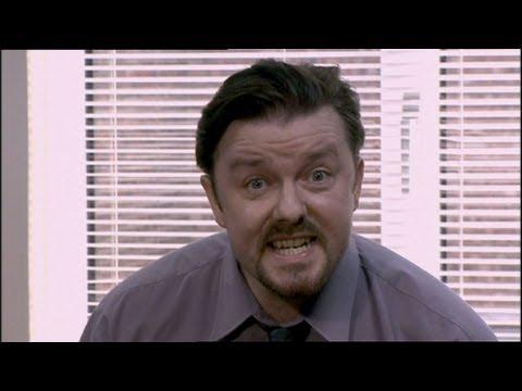 David Brent's Speech FAIL! - The Office - BBC